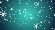 Christmas animated background Stock Footage