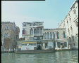 Buildings on the canals of Venice TBR Footage