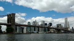 Brooklyn Bridge. Stock Footage