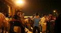 Terrorist Attack on Abdullah Shah Ghazi's Shrine in Karachi HD Footage