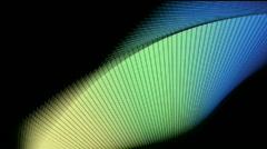 Shell,abstract fiber optic,metal machine probe background,music rhythm.UFO,Desig Stock Footage