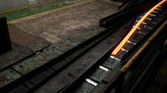 Heavy Industry - Steel Making Stock Footage