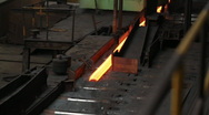 Stock Video Footage of Heavy Industry - Steel Making