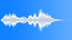 As the alien soars Sound Effect