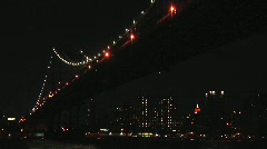 Manhatten Pan Stock Footage