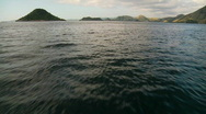 Komodo Boat 22 Stock Footage