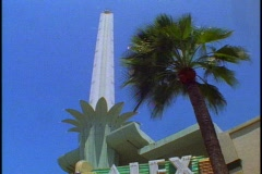 Alex Theater Stock Footage