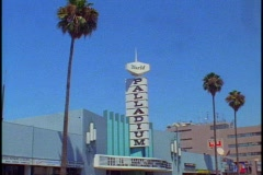 The Hollywood Palladium - stock footage