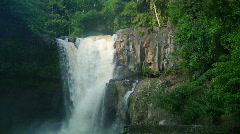 Bali Waterfall 9 Stock Footage