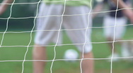 Stock Video Footage of Soccer