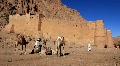 Saint Catherine's Monastery. Sinai Peninsula. Egypt HD Footage