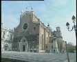 Venice Church as seen from a Canal TBR Footage