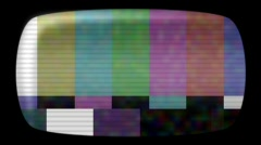 Old Tv Screen.zip Stock After Effects