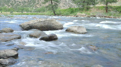 River Time Lapse Stock Footage