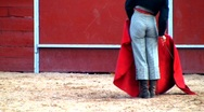 Stock Video Footage of spanish bullfight