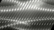 Stock Video Footage of silver metal strips background,seamless loop.science fiction,future,Design