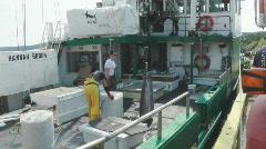 Dockside Stock Footage