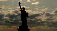 Stock Video Footage of Lady Liberty
