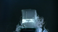 Stock Video Footage of DryIce