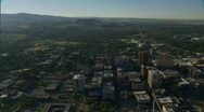 Mayfield Aerial 2 Stock Footage