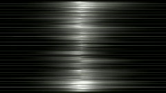 Black Stripes background,metal luster. Stock Footage