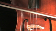Stock Video Footage of Playing Cello