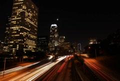 Downtown LA 06 NTSC (NO LOGOS) - stock footage