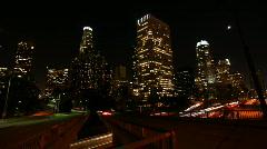 Downtown LA 07 HD (NO LOGOS) - stock footage