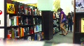Bookstore Teens HD Footage