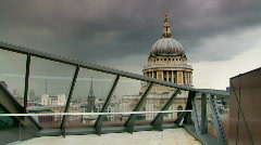 st pauls3 - stock footage