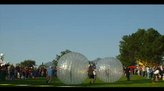 Air Ball 2 Stock Footage