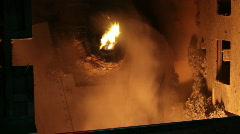 Heavy Industry - Steel Making - stock footage