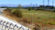 "Stock Video Footage of ""Wild"" Portion of San Gabriel River 2"