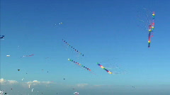 Kites1 Stock Footage