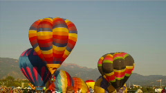 COS Balloon Classic 3 Stock Footage