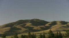 Baldy Mountain timelapse Stock Footage