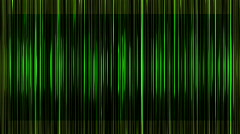 Linear gradient green - stock footage