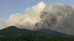 Wildfire Stock Footage