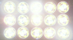 Stage Lighting Stock Footage