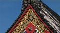Asakusa Temple 14 - Tokyo, Japan Footage