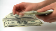Money3 Stock Footage