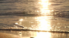 Stock Video Footage of Sea wave