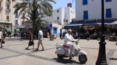 Tunis, Tunisia Stock Footage