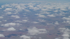 Spotted Altocumulus Clouds 2 Stock Footage