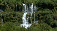 Stock Video Footage of Thousand Springs Aquifer Waterfalls