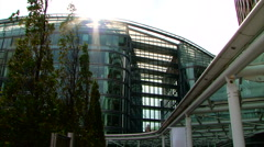 cardinal place1 - stock footage
