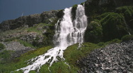 Thousand Springs Waterfall 135 Stock Footage