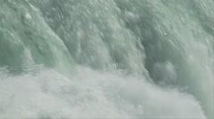 Niagara Falls / Slow Motion - Clip 12 Stock Footage
