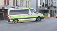 Ambulance Stock Footage