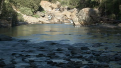 Blurred Stream Water - Refreshing - Clip 6 Stock Footage